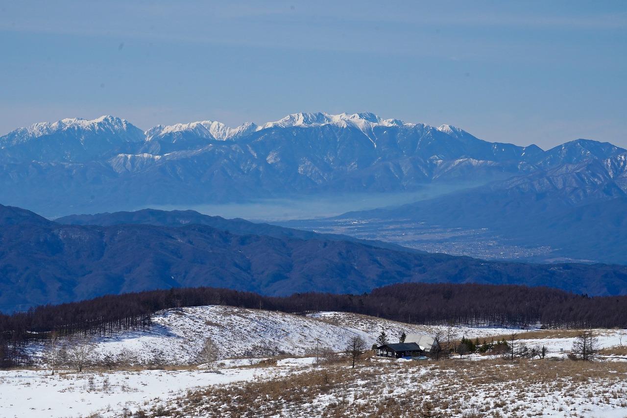 南アルプス 霧ヶ峰富士見台 暮らし環境